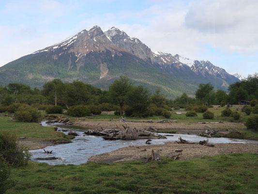 Landschaften zum Staunen in Feuerland (Patagonia)