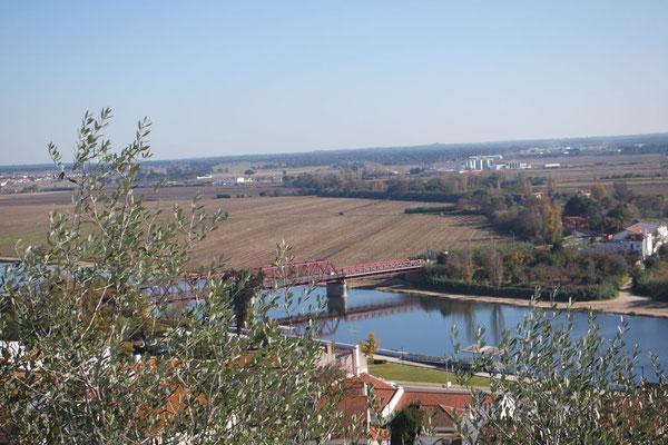 Ein wunderbarer Blick vom Castelo