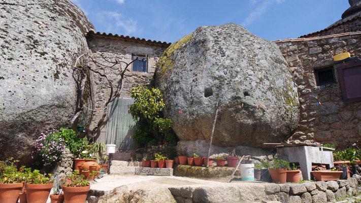typisch portugiesischen Dörfern