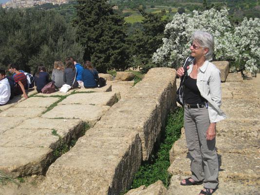 Die alten Griechen beeindruckten mich immer schon!