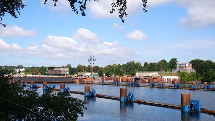 in Kiel-Förde