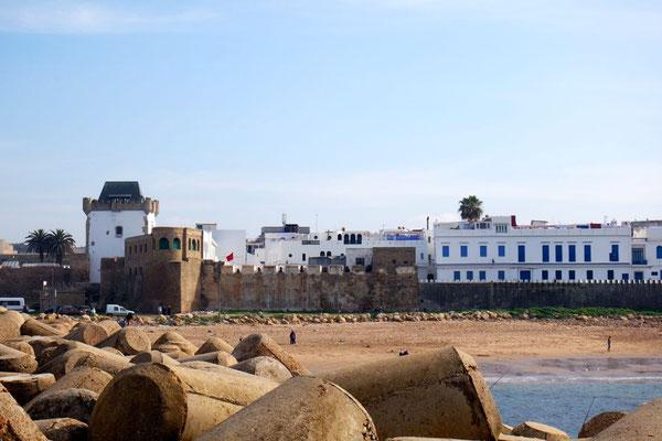 Am Hafen von Asilah