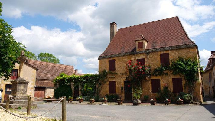 Impressionen vom unweit gelegenen St. Léon