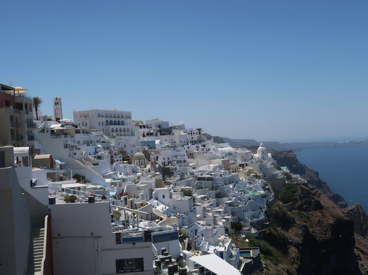 Tagesausflug zur Insel Santorini