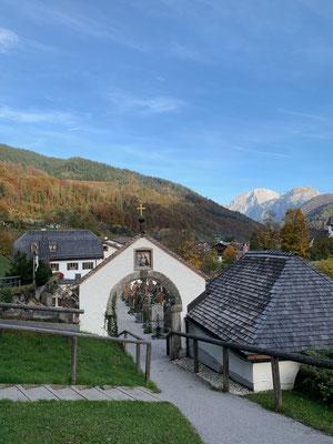 In Ramsau bei Berchtesgaden