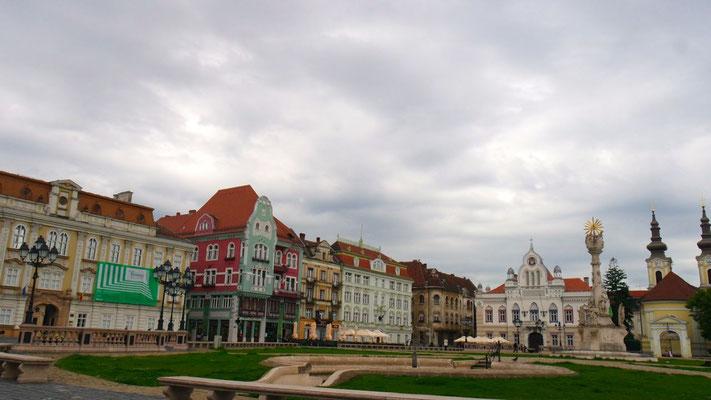 die 2. grösste Stadt Rumäniens