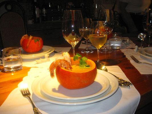 Eines der kulinarischen Highlights bei Inge und Ernst in Britz-Berlin