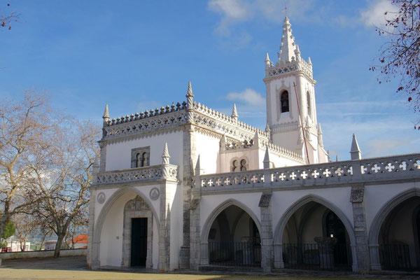 Eindrückliches Kloster in Beja, auch hinter den Mauern
