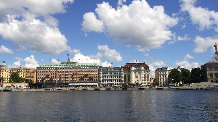 Stockholm ist immer eine Reise wert