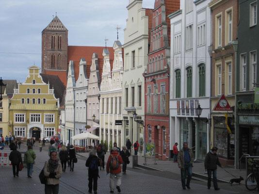 Im Herzen der Hansestadt Wismar