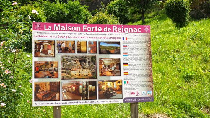 Auf prähistorischen Spuren in der Dordogne, im Vallée de Vézère
