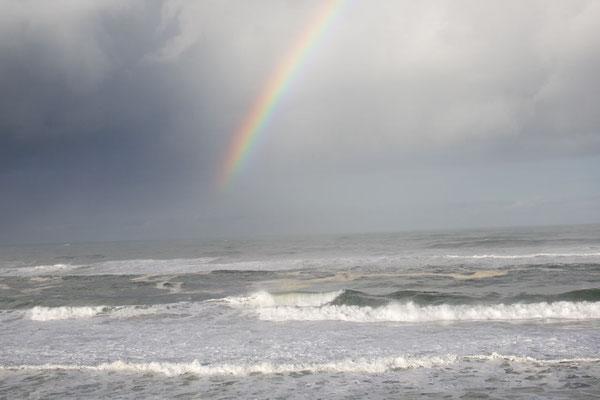 Zum Frühstück gibt es einen Regenbogen!