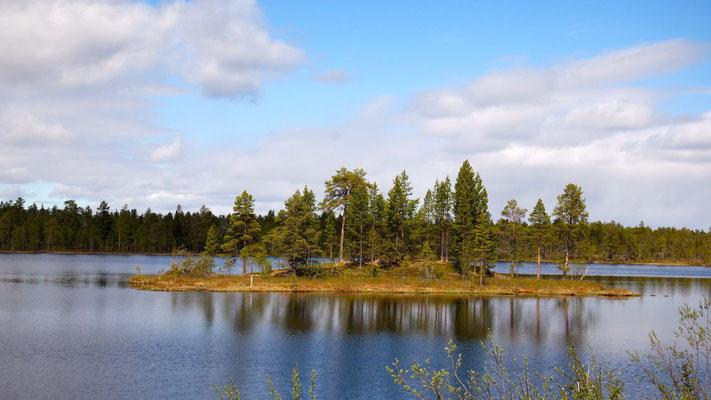 Finnländische Landschaften......