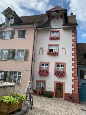 Ankunft in Laufenburg