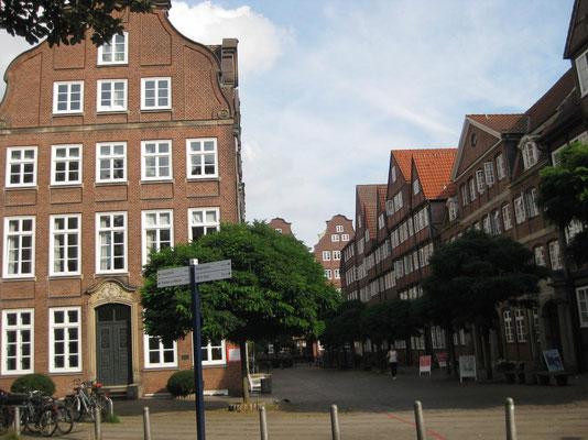 Der typisch nordische Baustil der Hansestadt