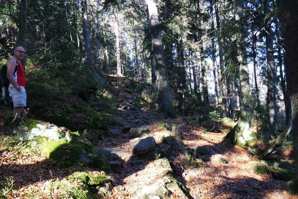 Super Herbstwanderung auf den Grossen Arber