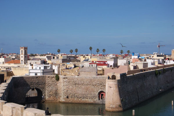 Die portugiesische Altstadt von El Jadida ist UNESCO Welterbe