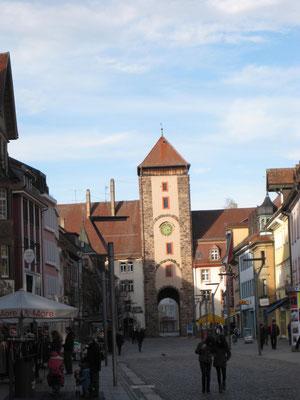 In der Villinger-Altstadt