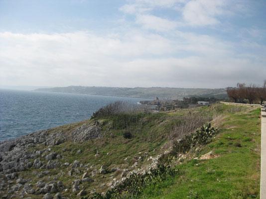 sie erinnern an Korsika und den Cornwall