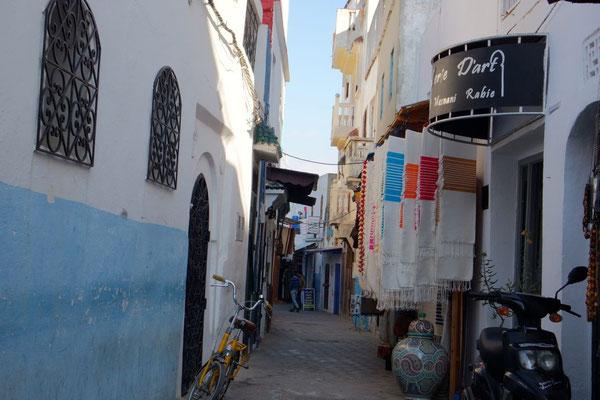 In der Medina von Asilah