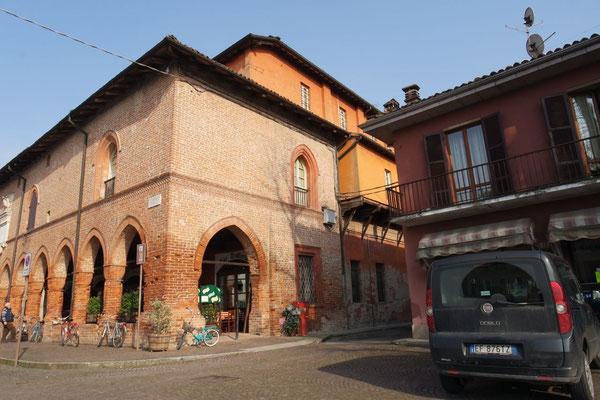 Die Locanda Leon d'Oro in Zibello