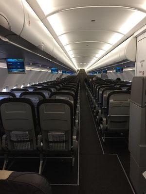 .... und wo bitte sind die Passagiere???
