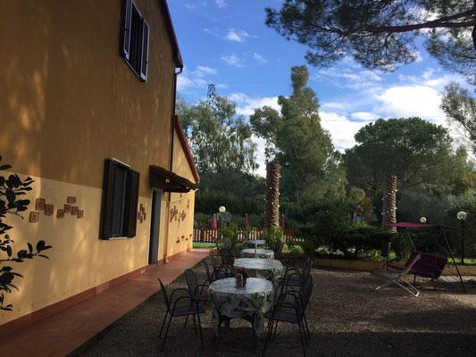 Besuch im CH-Agriturismo, ihr Sale Toscana ist für uns seit Jahren unverzichtbar