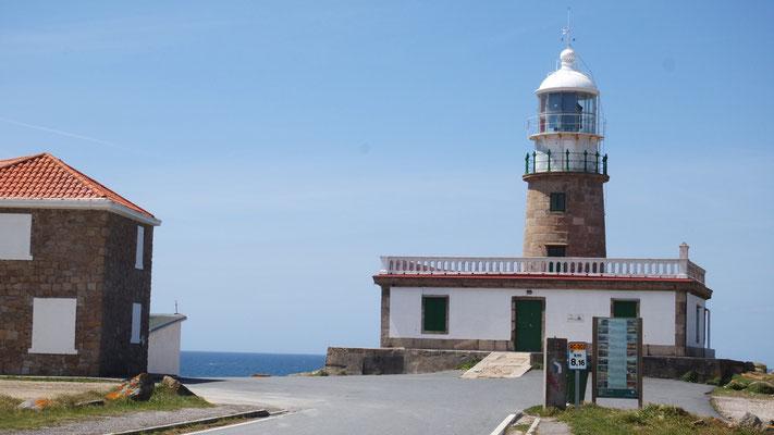 Beim Leuchtturm von Corrubedo
