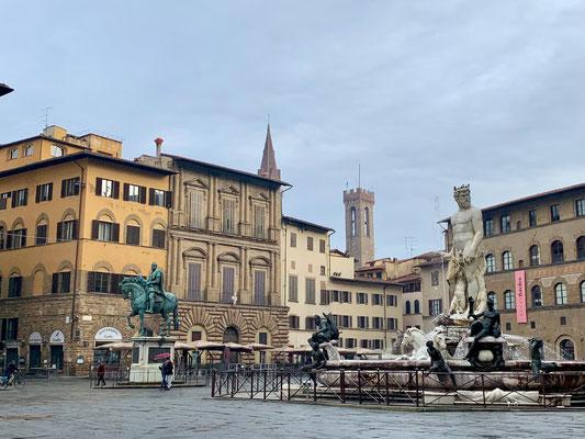 Auf Stippvisite im Herzstück von Florenz