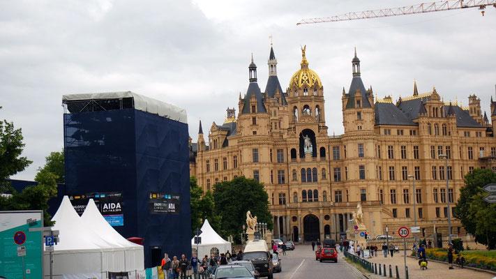 Das Schloss Schwerin