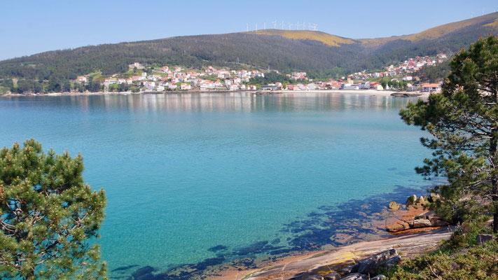Galiziens Küste lässt überaus hübsch grüssen