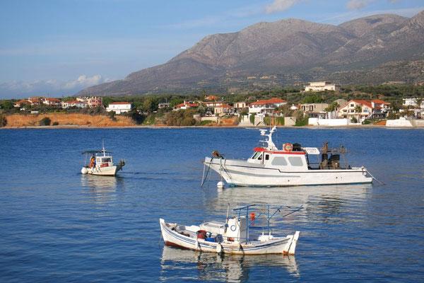 Griechenland-Feeling in Elea