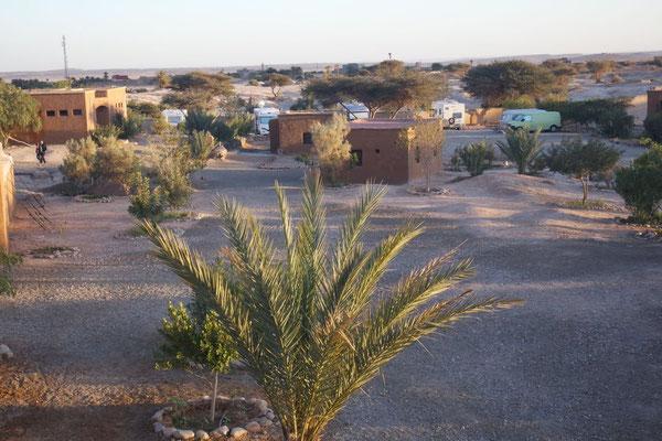 und weckt bei uns Erinnerungen an Namibia/Botswana