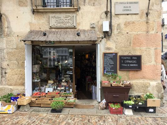 Verträumtes Emma-Lädeli in Montonedo - ein Pilgerstädtchen in Galizien