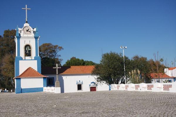 Der Castelo-Aussichtspunkt in Coruche