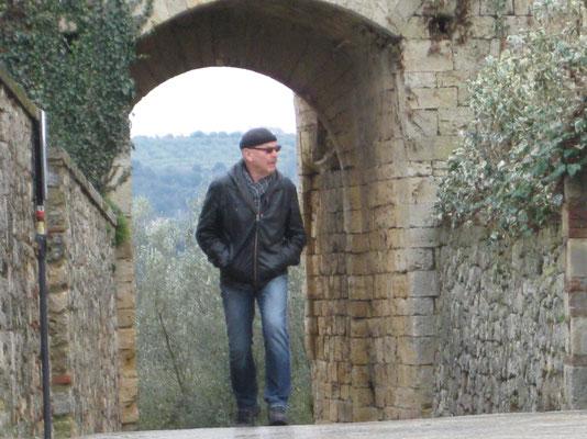 Einmarsch in Monteriggioni