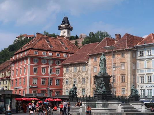 Graz hat Charme