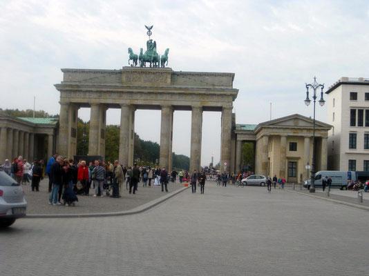 Das legendäre Brandenburger Tor