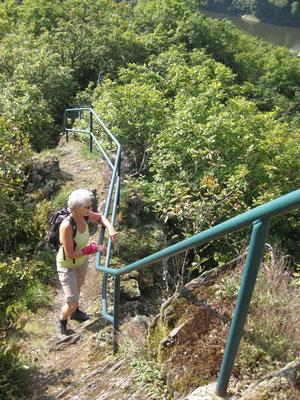 Abenteuerliche Wanderung auf luxemburgisch-deutschen Grenzpfaden