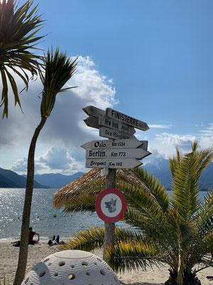 Südliches Feeling im Ticino