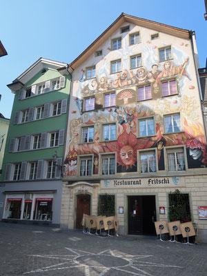Wo die Luzerner-Fastnacht ihren Ursprung hat