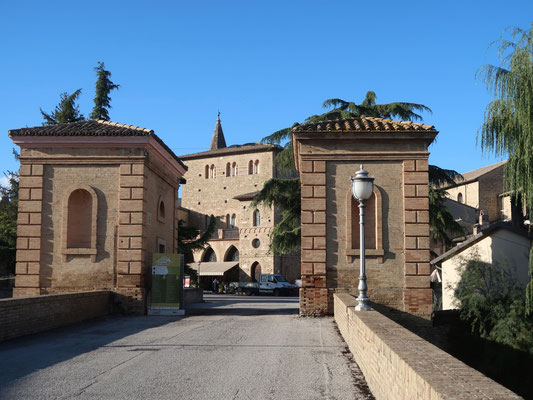 Besuch in Bevagna, im schönen Umbrien