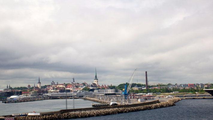 Leinen los, we go Helsinki!