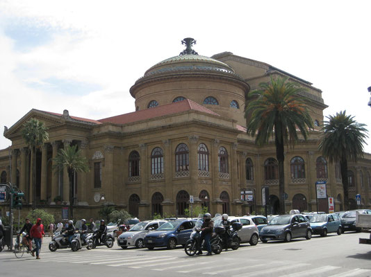Palermo-Impression