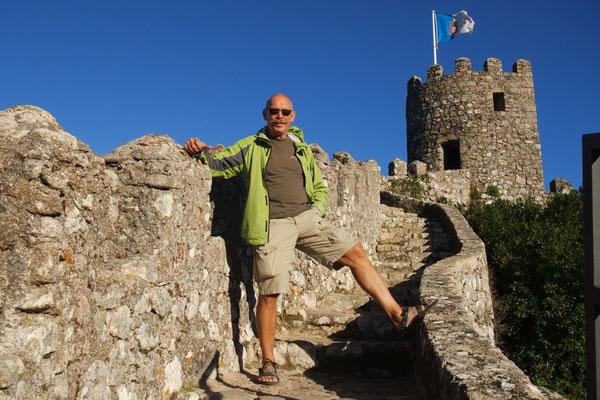 Der Aufstieg zum Castelo dos Mouros hat sich definitiv gelohnt
