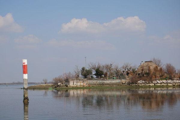 """Die einstigen Fischerhäuser sind heute beneidenswerte """"Privathöckli"""""""