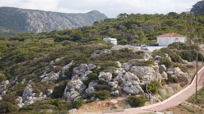 Besuch der Archäologischen Stätte Heraion von Perachora