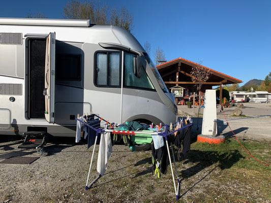Waschtag in Blaichach im schönen Allgäu