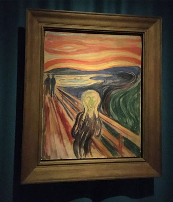 Urlo di Edward Munch