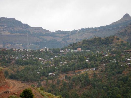 Trek à Lalibela en Ethiopie.  Lalibela en Ethiopie. Voyage Séjour Trekking et randonnée, Road Trip en Ethiopie.  Région Amhara
